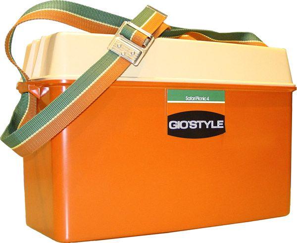 Gio-Style_Picnic_Set_Safari_L'azienda Gio'Style nasce nel secondo dopoguerra per produrre i componenti plastici dei primi frigoriferi.