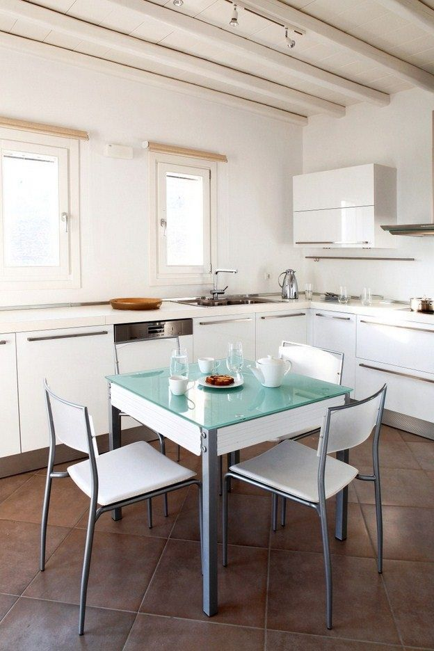 Elia White Residence Kitchen