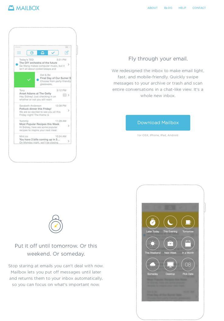 30 best Landing Page images on Pinterest   Landing, Design web and ...