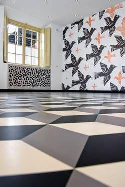 Nora Rubber Flooring ( not tile!!!)