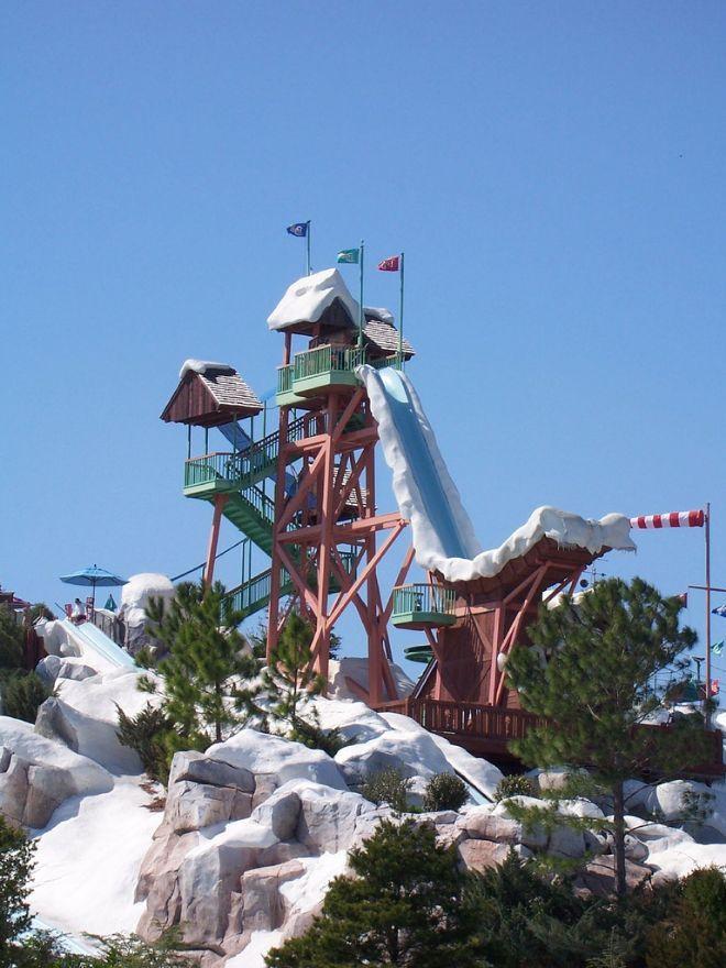 Blizzard Beach - Florida