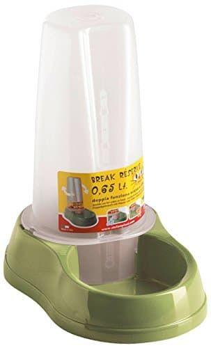 PetSafe 80500 Wasser- und Futterautomat, 0.65 L, grün - http://www.futterautomat-katzen.de/produkt/petsafe-80500-wasser-und-futterautomat-0-65-l-gruen/