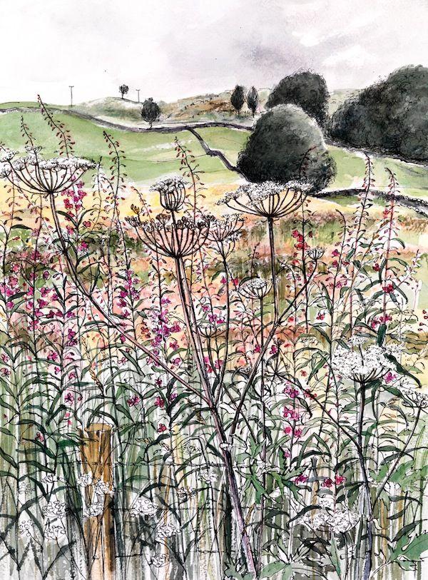 Pamela Grace Roadside Flowers