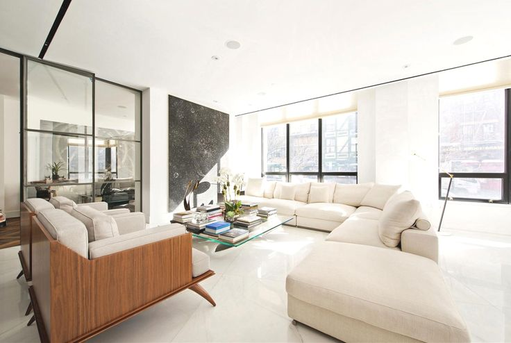 Kombinácia klasickej architektúry a moderného dizajnu na mestskom dome v New Yorku