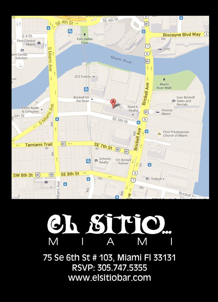 El Sitio... Miami