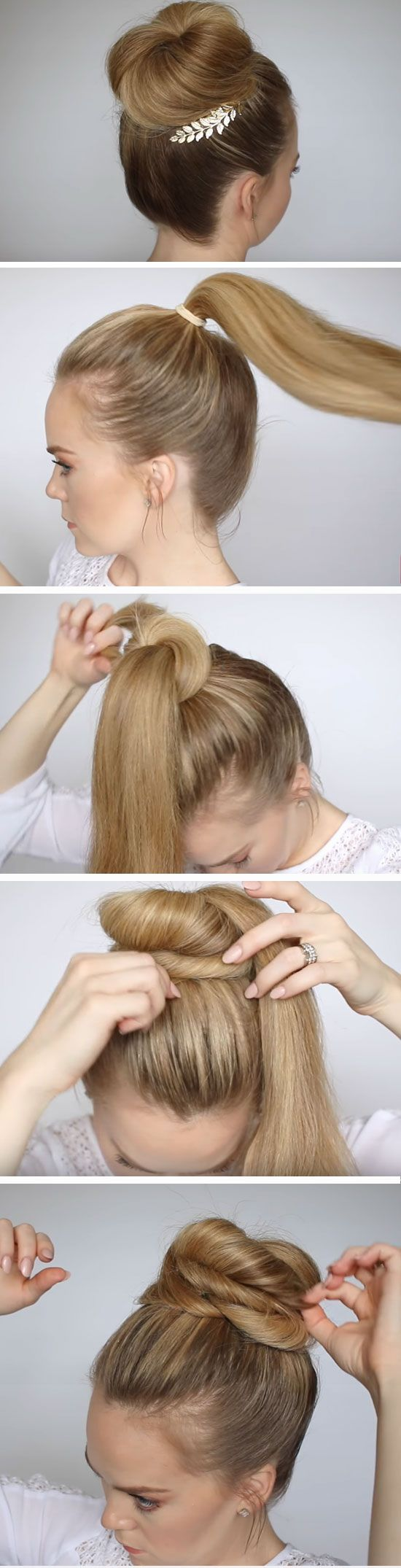17 best hairstyles images on pinterest | hairstyle for long hair