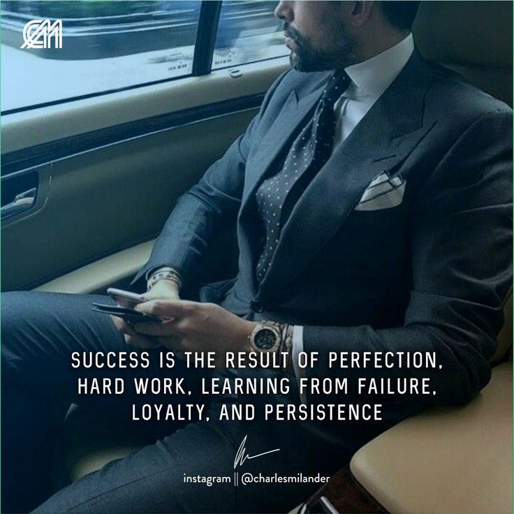 Success is the result of perfection, hard work, learning from failure, loyalty, and persistence. #charlesmilander @charlesmilander - - - - - - - #boss #business #quote #quotes #fashion #entrepreneurship #entrepreneur #motivation #inspiration #goals #luxury #dreams #hustle #grind #lifestyle #success #instaquote #money #newyork #nyc #work #working #startup #magazine #passion #hardwork #happiness
