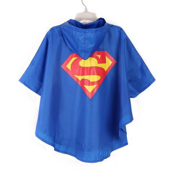 Raincoat kids raincoat superhero raincoat rain gear rainwear for kids Batman/Superman/Spiderman/Batgirl children raincoat 3-7T♦️ SMS - F A S H I O N  http://www.sms.hr/products/raincoat-kids-raincoat-superhero-raincoat-rain-gear-rainwear-for-kids-batmansupermanspidermanbatgirl-children-raincoat-3-7t/ US $4.49