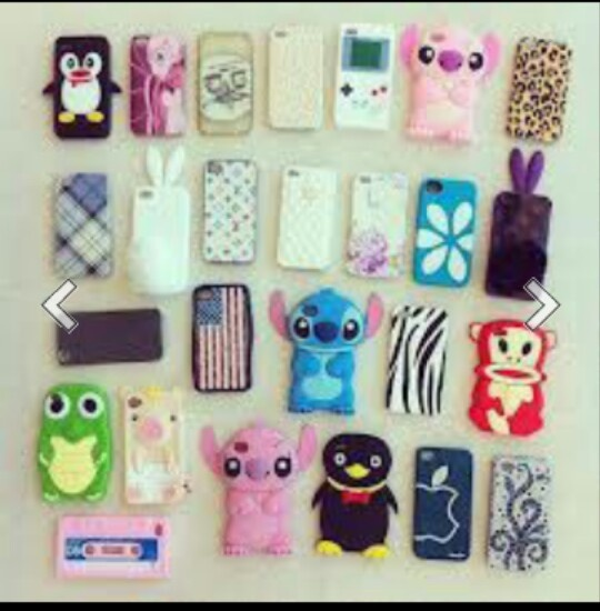 Look at all these amazing iphone cases