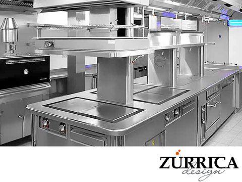 M s de 25 ideas incre bles sobre cocinas industriales en for Material cocina industrial
