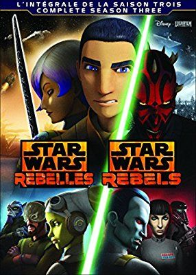 Star Wars Rebels: The Complete Season Three Bilingual: Amazon.ca: Taylor Gray, Vanessa Marshall, Tiya Sircar, Jr. Freddie Prinze, Steve Blum: DVD