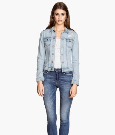 H&M Denim Jacket $29.95