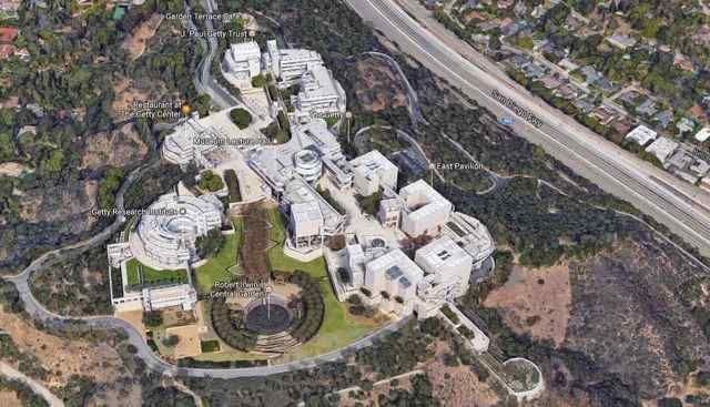 Getty Center Gets All Clear From Lapd After Bomb Threat Threat West Los Angeles Los Angeles Area
