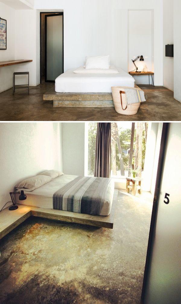 Concrete Bed Base By Stu Waddell At Drift San Jose Concrete