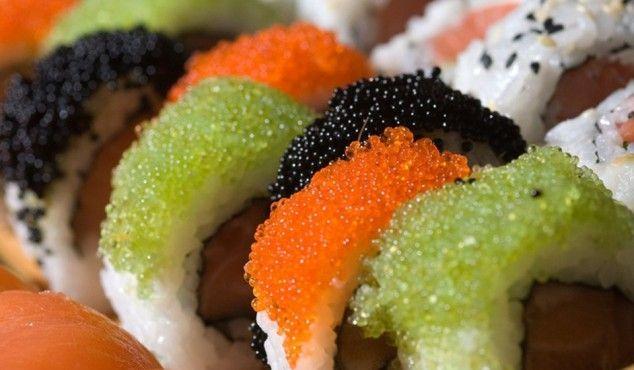 Մակի սուշի – ճապոնական ճաշատեսակ բրնձով, նորի ջրիմուռներով և խավիարով #բաղադրատոմսեր