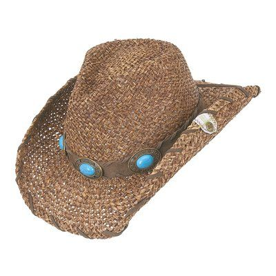 Peter Grimm Ltd Women s Raven Straw Cowgirl Hat Brown One Size ~ Cowboy Hats  ~ Women s Fashion Magazine - Official Site 51098cad44b4