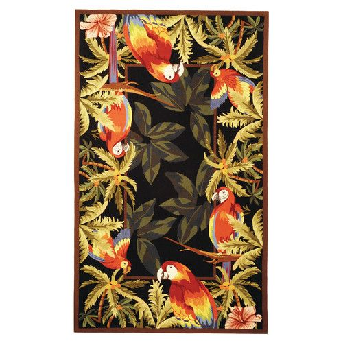 Found it at Wayfair.ca - Chelsea Tropical Parrot Novelty Area Rug