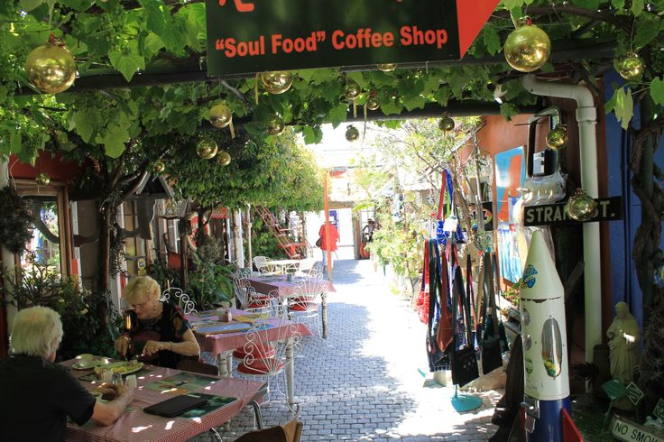 The very pretty High Street shopping alley of Hermanus http://www.windsorhotel.co.za/