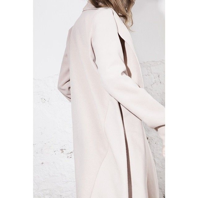 Secrets and complete candor. #ODIVI #SS14 #coat