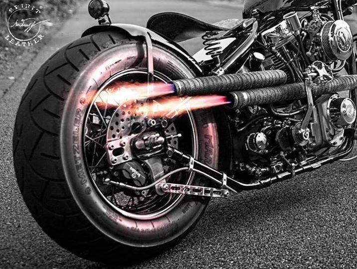 Hardtail Hard Tail Harley Davidson Harley Davidson Sprung