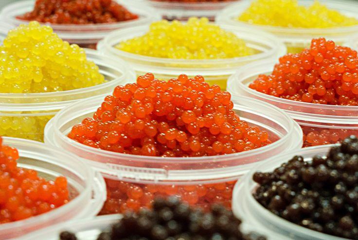 Packing the Garnishing Pearls Blood Plum Red Capsicum Summer Mango Red Chilli