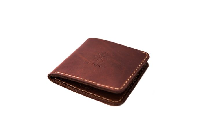 Classic Bifold Wallet by Colony Design