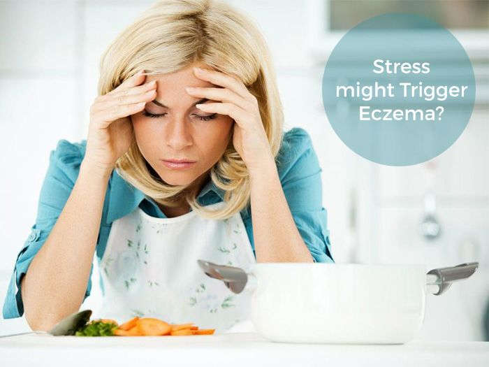 Eczema Triggers In Adults& Teenagers Eating