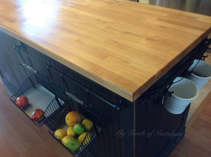 Ideas For My New Kitchen