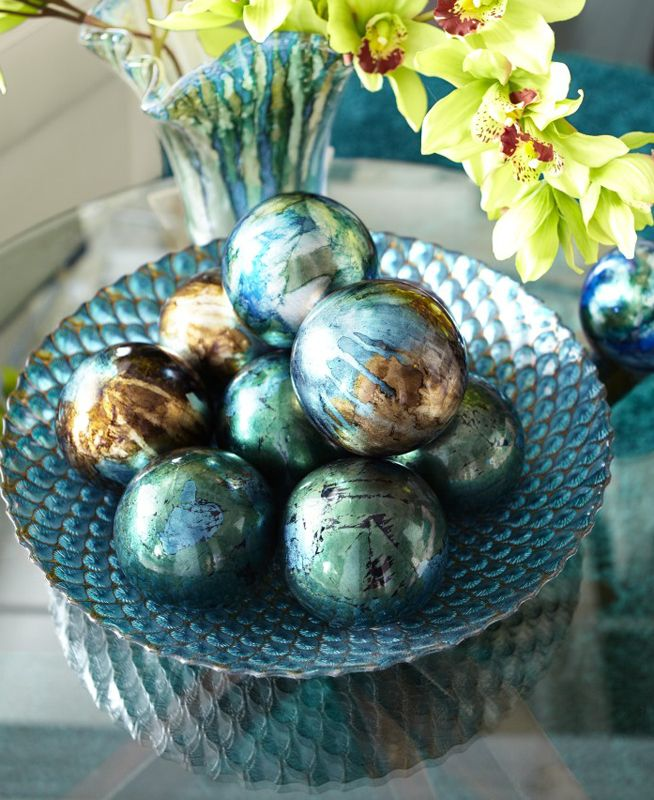 17 Best Images About Decorative Spheres On Pinterest