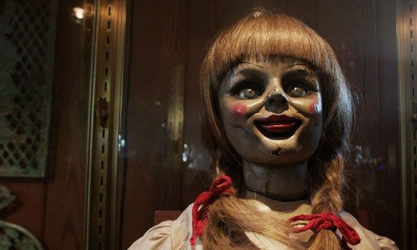 'Before The Conjuring there was' Annabelle is a 2014 American horror film produced by James Wan and directed by John R. Leonetti (cinematographer on The Woods; Piranha 3D; Insidious and…