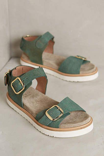 Coqueterra Finca Sandals - anthropologie.com