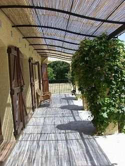 iron pergola - Google Search