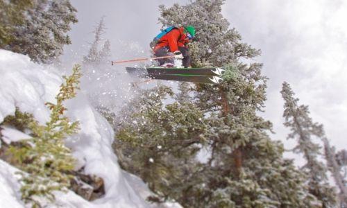 #Aspen Ski Resort, Colorado