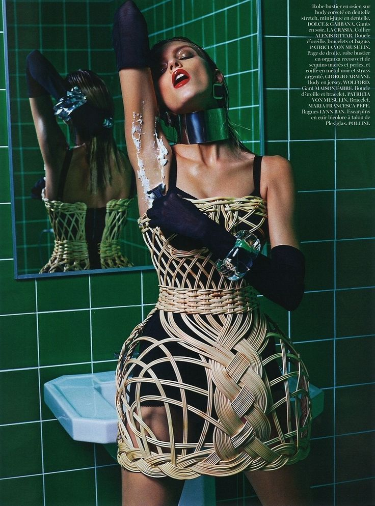 ☆ Anja Rubik | Photography by Mario Sorrenti | For Vogue Magazine France | March 2013 ☆ #anjarubik #mariosorrenti #vogue #2013