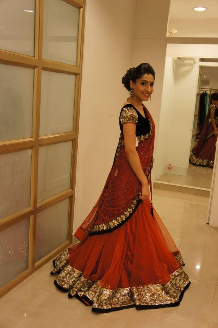 The 57 best Sangeet images on Pinterest   India fashion, Indian ...