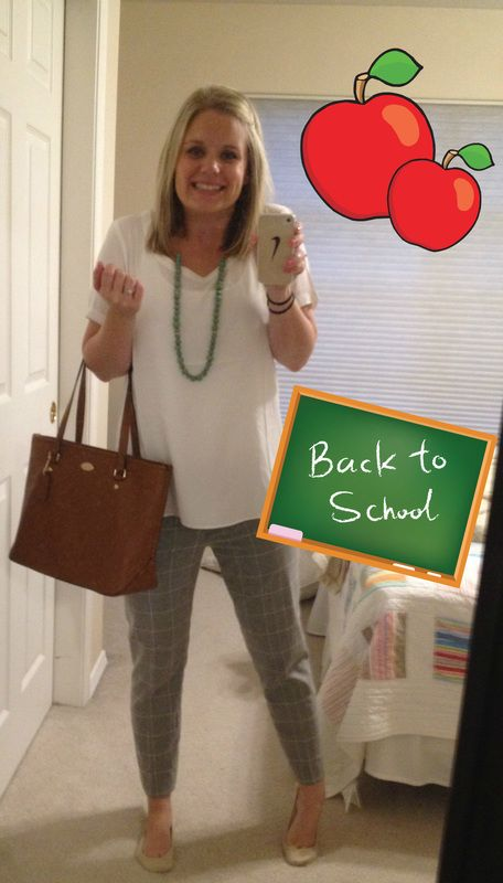28742e21f0b Comfy and professional outfit ideas for teachers! Teacher fashion tips and  ideas are tucked into this blog.