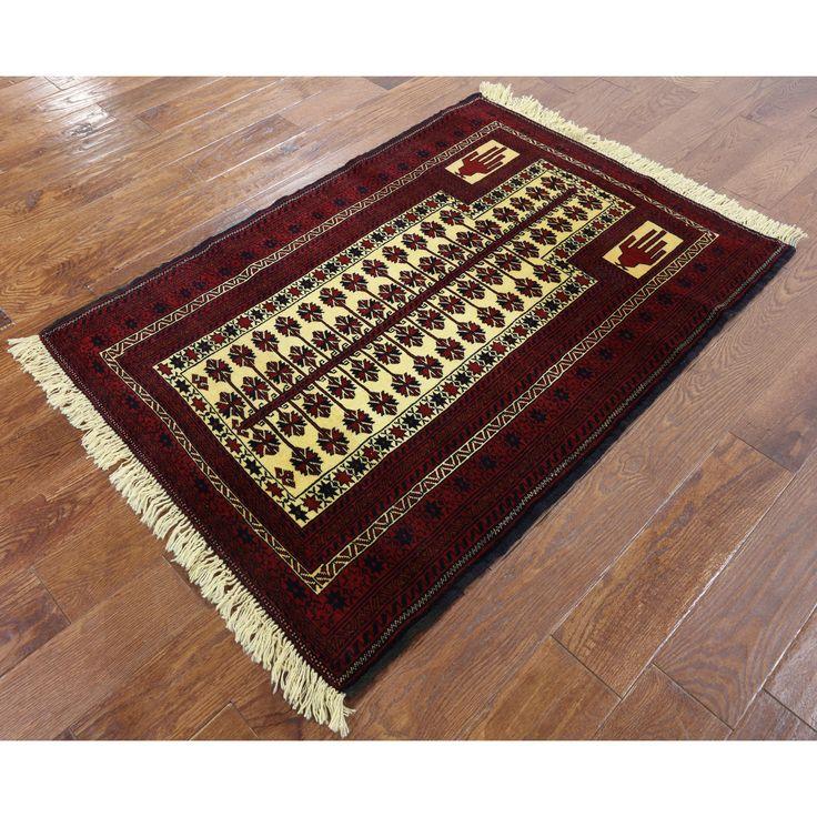 Manhattan Oriental Persian Hand-Knotted Rug