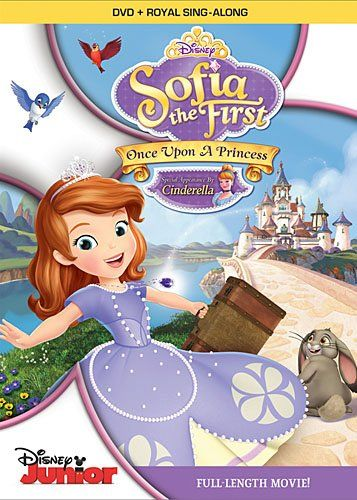 Sofia The First Once upon a Princess Giveaway. There will be 5 winners! Check it out at: http://www.adayinmotherhood.com/2013/02/sofia-the-first.html