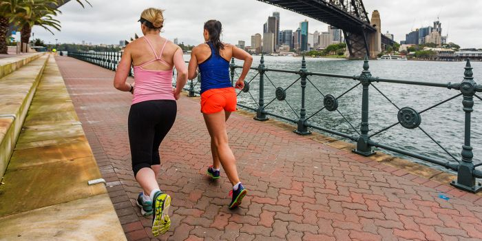 Australian Running Calendar 2016