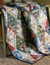 Plaid Lap Robe: Quilt Ideas, Plaid Lap, Quilts, Quilting, Plaid Quilt, Lap Quilt