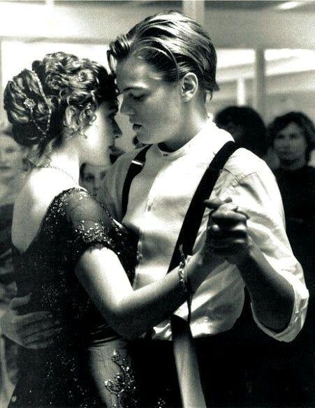 Imagem de titanic, love, and rose