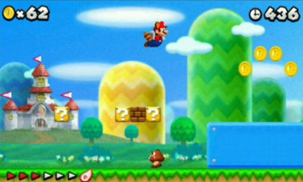 Looking forward to New Super Mario Bros 2