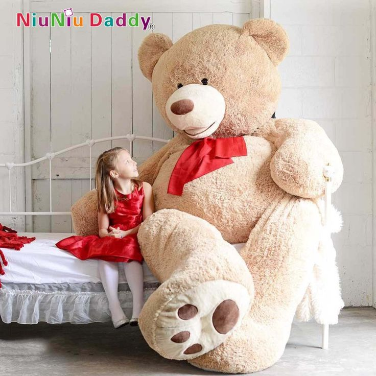 200cm Big Size USA Teddy Bear Large Bearskin Giant Bear # #>=#>=#>=#>=#> Click on the pin to check out discount price, color, size, shipping, etc. Save and like it!