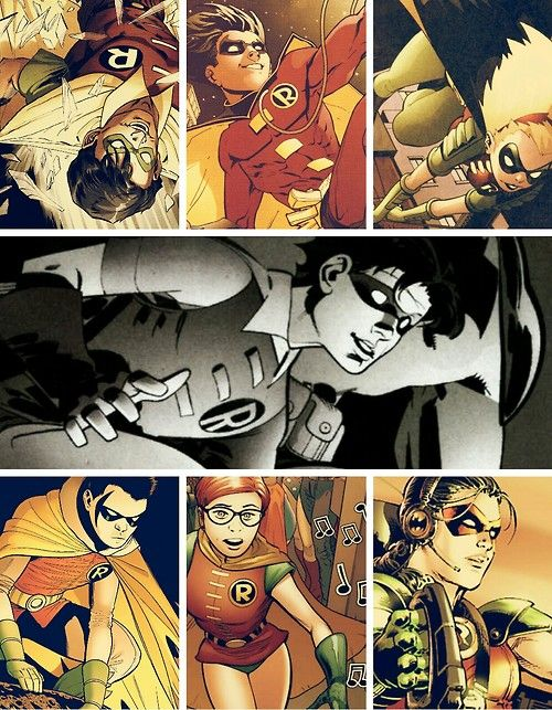 Robin Isn't Just a Moniker...