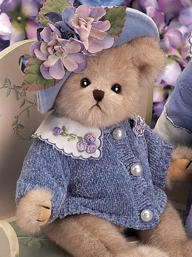 """Nancy Bear"" from the Bearington Collection"