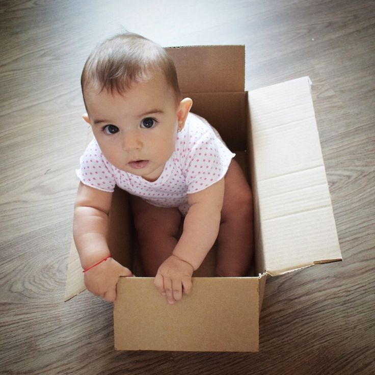 Baby in a box. Check my website.