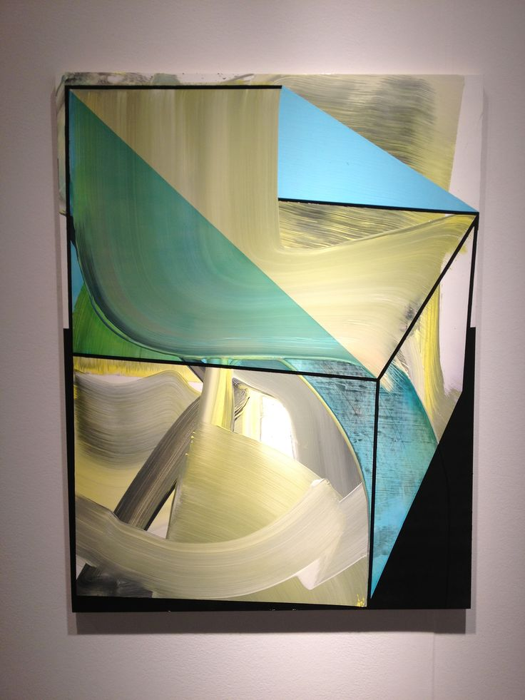 Andrew Holmquist at the Carrie Secrist Gallery @ #chicagoartexpo