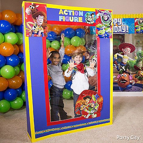 Toy Story Party Ideas: Games & Activities - Click to View Larger
