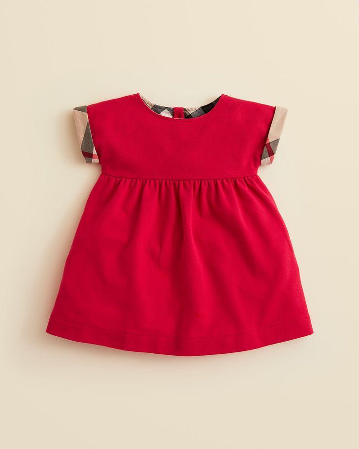 Burberry Infant Girls' Mini Jen Dress - 6-18 Months   Bloomingdale's
