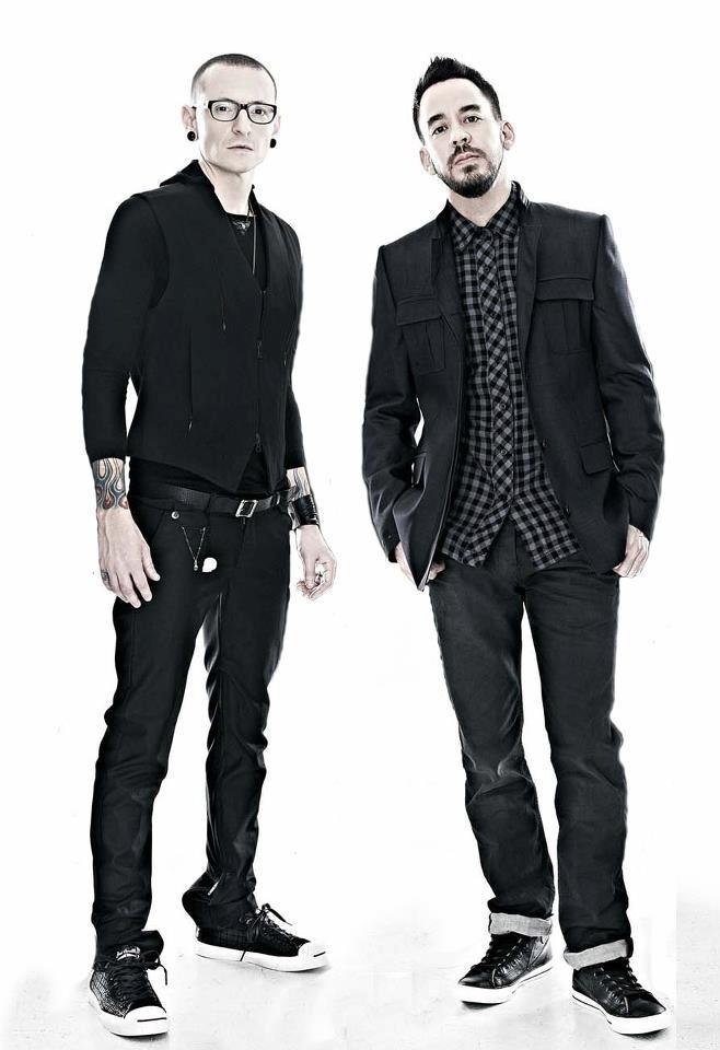 Chester Bennington & Mike Shinoda ~ Linkin Park